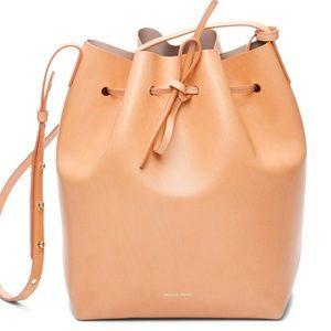 Mansur Gavriel Tan Bucket Bag